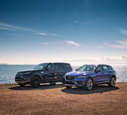 Pentland Jaguar Land Rover Launch in Dundee